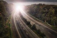 Aanwijzingen voor bromfiets - Om de route zonder snelwegen creëren