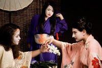 Make-up Aziatische - zo succesvol Verre Oosten make-