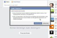 Facebook: Verwijder lijsten - het is zo gemakkelijk