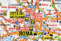 Snelweg tankstations in Italië - Informatieve