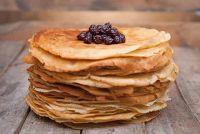 Houd calorieën in crêpes in het achterhoofd - WW-compatibele recept met 6,5 P