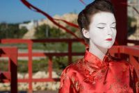 Chinese make-up - dus je gaat voor carnaval