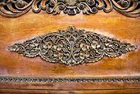 Benadruk met blanke lak meubelen - bescherming van hout en zorg