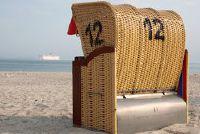 Zonder blauwdruk bouwen een strandstoel