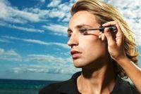 Breng make-up voor mannen in het dagelijks leven goed