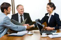 Inzet voor een interview formuleerde - het moet je betalen