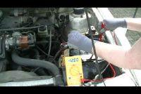 Controleer accu van de auto - hoe het werkt