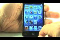 Map op de iPod touch te creëren - Instructies