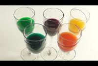 Antivries - gebruik kleuren goed