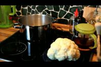 Instructies - koken bloemkool