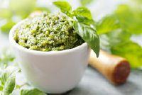 Pesto uit een potje voor te bereiden - Tips
