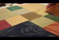 Naai patchwork quilts zelf - hoe het werkt