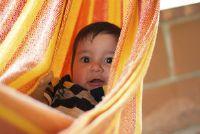 Gebruik sling als een swing?  - Tips 7 keer een moeder