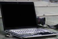 Entspiegeln laptop - zodat je met een film
