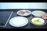Schnitzel frituren - stap voor stap