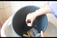 Wasserij verkleurd - home remedies die kunnen helpen