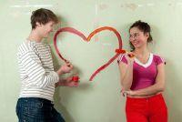 Maiherz - instructies voor het maken van de romantische decoratie