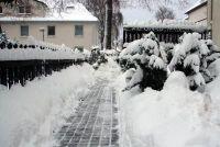 Blauwdruk voor een sneeuwploeg kan zelf bouwen