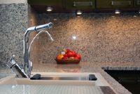 Watervoorziening in de keuken - opmerkelijk