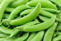 Cook peultjes - dus het is een veer groente