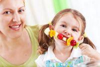 Gezonde snacks voor kinderen - hoe het werkt voor de Road