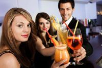 Voor de partij zelf creëren drankjes - een geweldig idee