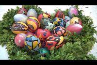 Zorg voor de tuin Pasen decoratie zelf