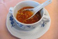 Soup te pittig - wat te doen?