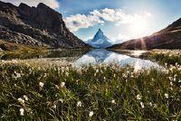 Massa toerisme in de Alpen - informatieve