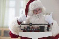 Afvallen met Kerstmis - preventieve adviezen aan de vakantie kilo