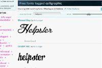 Gebruik een tattoo lettertype generator - Hier is hoe vrij