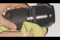 Het reinigen van een SLR - dus het vrijmaken van de camera tegen stof en vuil