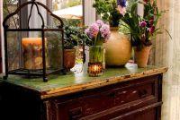 Spring tafel - suggesties met bloemen
