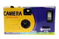 Ontwikkeling van een wegwerp camera - je moet er rekening mee