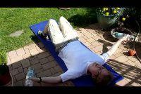 Borstspier training voor thuis