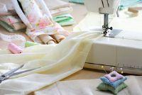 Steek voor steek te naaien zichzelf te leren