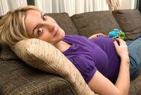 Hoesten tijdens de zwangerschap - wat te doen?