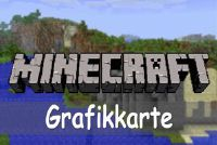 """""""Wat voor soort grafische kaart die u nodig hebt voor Minecraft?""""  - Om het programma te voldoen"""