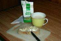 Pure karnemelk maken gebruik van gezond - zo succesvol een heerlijke schudden