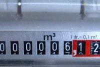 Water meter - goed te lezen