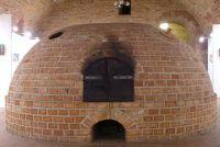 Oven zelf bouwen - hoe het werkt met oude bakstenen