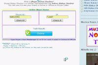 Skype Online Checker - Hoe om de tool te gebruiken