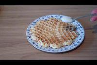 Waffle - een veganistisch recept