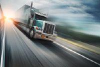 Maak een tekening van een vrachtwagen