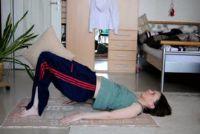 Oefeningen voor de billen en dijen - zodat u efficiënt werken thuis