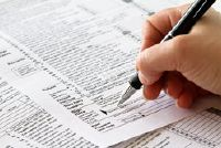 Riesterrente beëindigd: Tax Return - Mededelingen