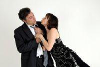 Erectie tijdens het kussen - zodat u koel blijven