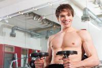 Thoracale en buikspier training voor mannen - dus het is mogelijk
