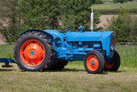 Fordson Dexta - een zeer speciale tractor