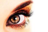 Gebruik kleurloos mascara - is hoe het werkt